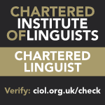 Chartered Linguist